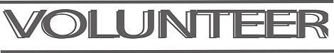 Volunteers -  المتطوعين Logo